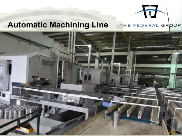 The Federal Group USA: BL Factory.