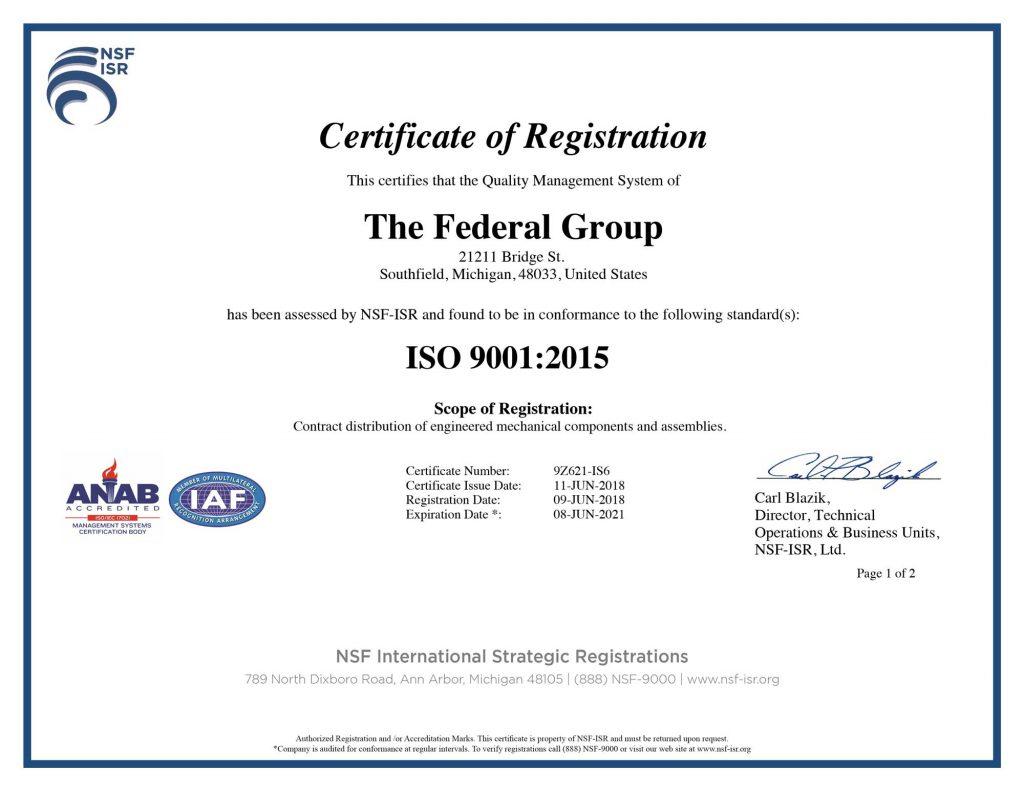 TFG-USA-Thefederalgroup-ISO-9001-2015-06-17-2018-1