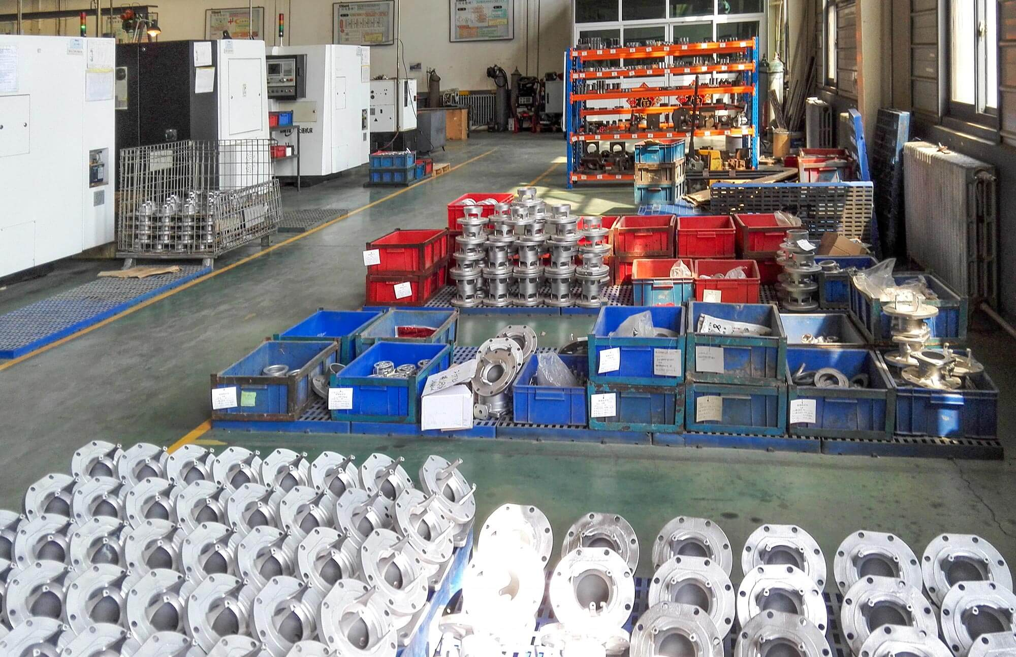 Cast-Stainless-Steel Pump-Parts