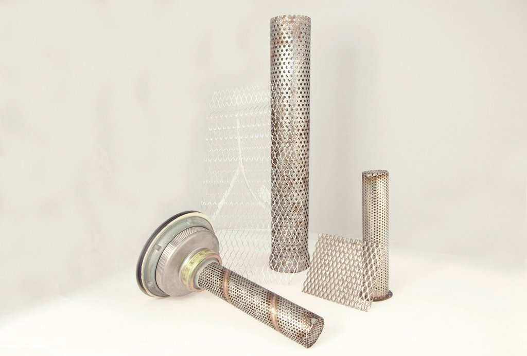 Stainless Steel Perforated and Welded Hair Traps for Home and Commercial use_